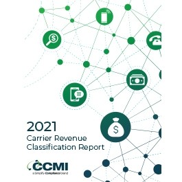 2021 Carrier Revenue Classification Report