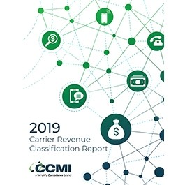 2019 Carrier Revenue Classification Report